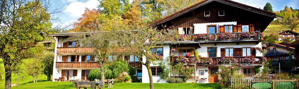 Gästehaus und Biohof Sonnenstatter in Schliersee