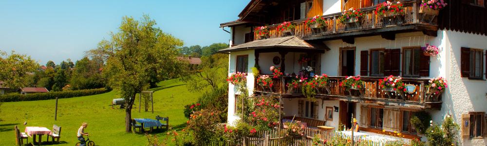 Sonnenstatter – Urlaub auf dem Bauernhof -Schliersee