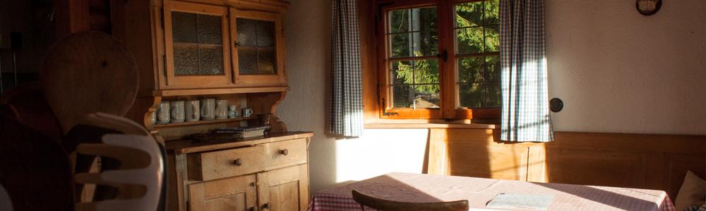 Sonnenstatter Alm in Schliersee