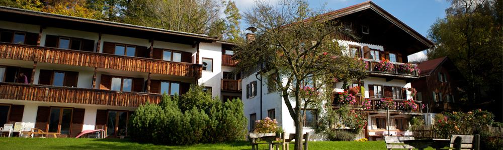 Haus Seeblick -Appartment Doppelzimmer Ferienwohnung - Schliersee